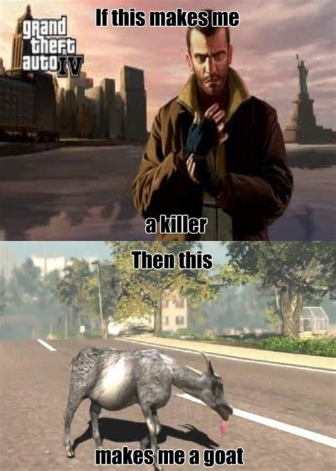 Meme Simulator - image 734579 goat simulator know your meme