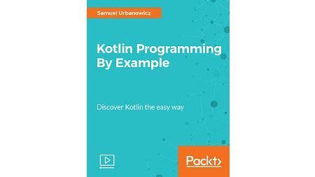 design pattern kotlin kotlin programming by exle video training
