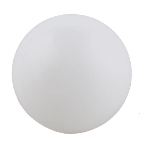 new pack of 12pcs ping pong plain white table tennis