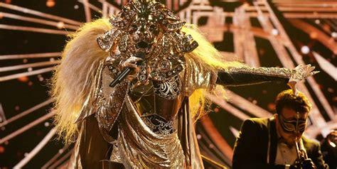 masked singer costumes   major clue  whos