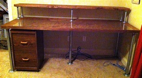 the great ham radio desk project ab4bj