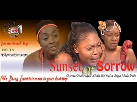 film blue nigeria youtube sunset of sorrow nigeria nollywood movie youtube