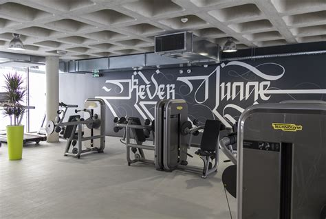 designboom gym philippe starck wraps le nuage fitness center with a