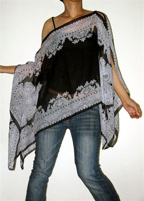scarves to add oomph to any fall look glam radar top 25 ideas about poncho outfit on pinterest style