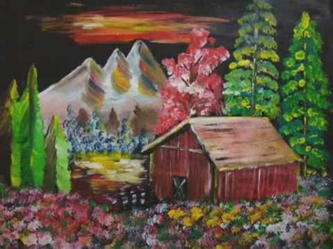 imagenes para dibujar y pintar con tempera exposici 211 n de dibujos a tempera 02 youtube