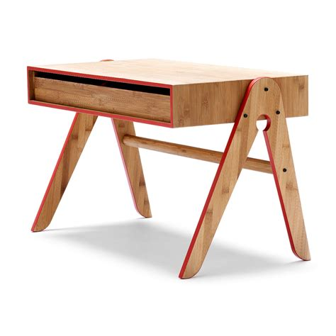 bureau enfant pressed bamboo desk bamboo stuff