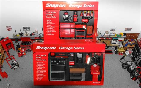 Snap On Garage by 1 18 Snap On Garage Series 2 Box Kits Only Tools Build