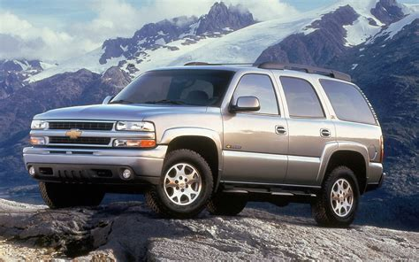 2002 chevrolet tahoe information and photos momentcar 2001 chevrolet tahoe information and photos momentcar