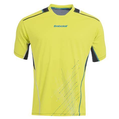 Tshirt Adidas Alba Match Item Name babolat mens match performance yellow tennisnuts