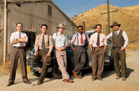 gangster film review gangster squad movie review thoughts on film