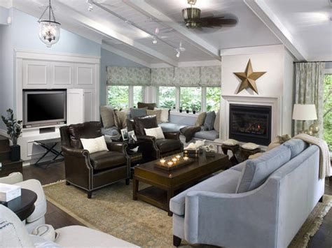 Living Room Design Two Focal Points Arranging Furniture In A Room With Focal Points