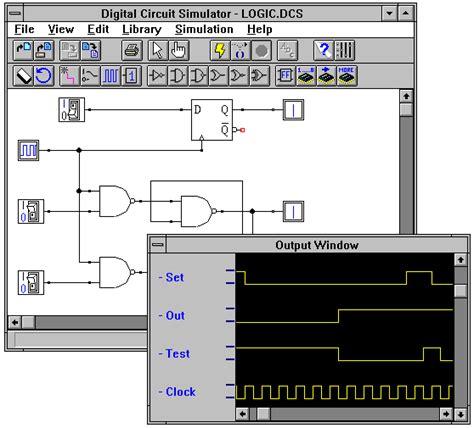 digital integrated circuit emulator methodologies and tools for learning digital electronics