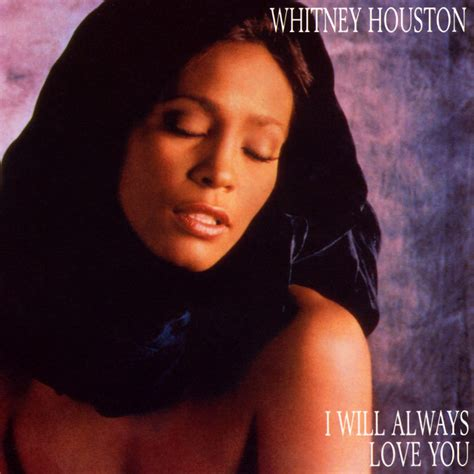 Buku Houston I Will Always You steve s single album artwork cover from steve s collection of singles and albums