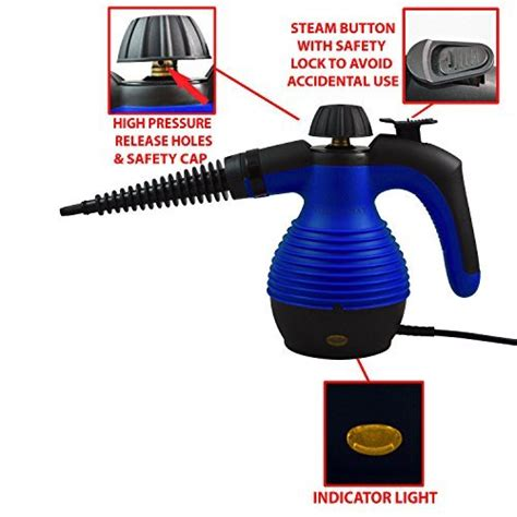 best steam cleaner for bathroom and kitchen all in one comforday handheld steam cleaner high pressure