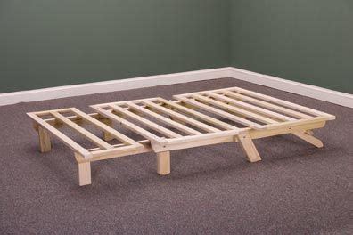 futon bed frame plans trifold futon frame futons woodworking plans and beds