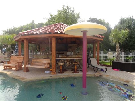 gazebo for cing triyae backyard cabanas gazebos various design