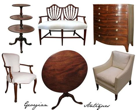 Georgian Style Furniture by Georgian Furniture Concept Mood And Sle Boards