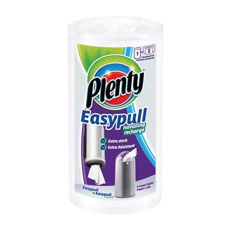 Plenty Tissue plenty easypull tissues navulverpakking 1 stuk voordelig