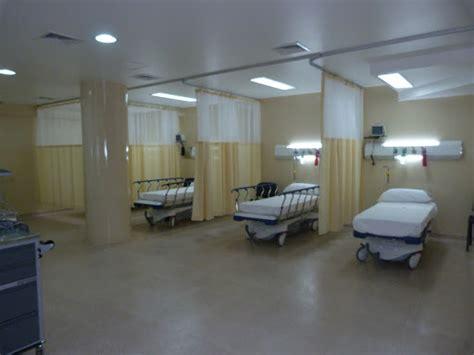 shock room novedades sanatoriales nueva sala de guardia de emergencia con m 225 s infraestructura y