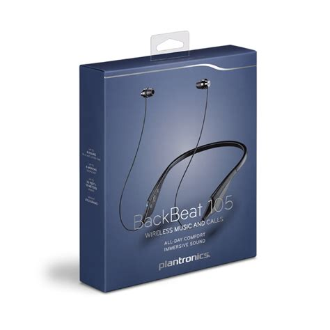 Bluetooth Stereo Backbeat 105 ร ว ว plantronics backbeat 105 เส ยงด ไร สาย ไฮเทค plantronics