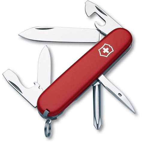 swiss army knife tinker victorinox tinker pocket knife 53101 b h photo