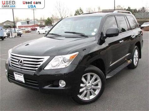 for sale 2008 passenger car lexus lx 570 570 4wd 4dr 4x4