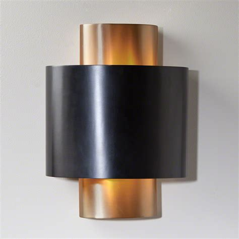 Hardwired Wall Sconce studio a nordic gold wall sconce hardwired