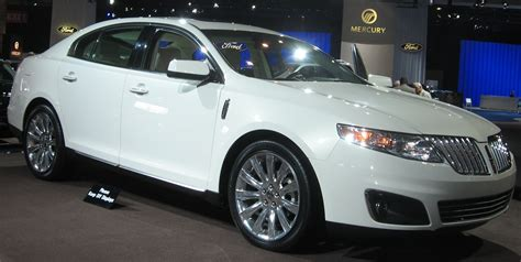 cool cars and fast cars 2009 lincoln mks car images