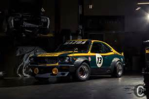 no guts all brett stebel s 1974 mazda rx3 20b