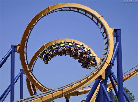 theme park rides geauga lake coaster relocation