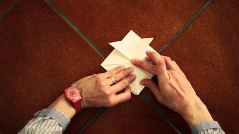 Rana Origami - rana origami che salta istruzioni