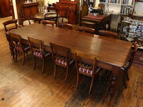 large 19th century australian cedar farmhouse table the