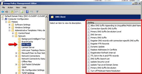 how to edit administrative template policy settings in