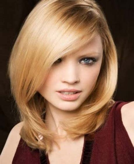 Length Hairstyles 2014 by Shoulder Length Haircuts 2014