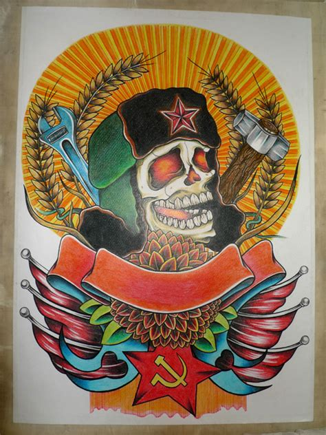 communist tattoo designs tons of awesome tattoos