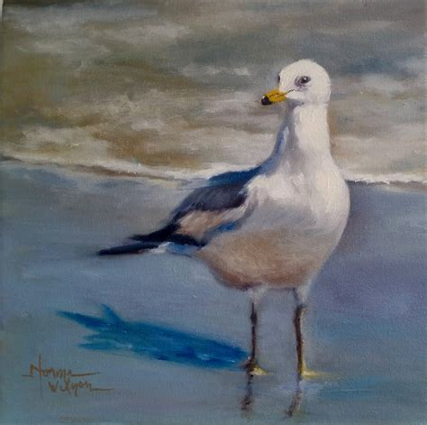 painting the sea people and birds with watercolor basics norma wilson art norma wilson original oil seascape