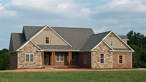 Home Builders House Plans The Tysinger Trinity North Point Custom Builders