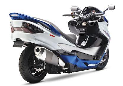 Harga Sho Dove Terbaru suzuki evaluating burgman 400 sport concept production