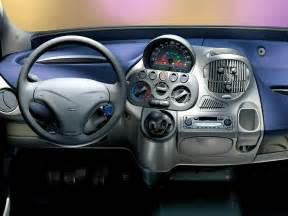 Fiat Multipla Inside 1998 Fiat Multipla Meilensteine