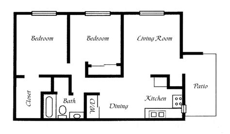 2 bedroom mobile home floor plans 3 bedroom 2 bath