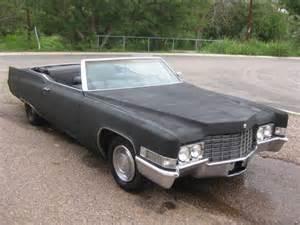 1969 Cadillac Coupe Convertible Sell New 1969 Convertible Cadillac Coupe Arizona
