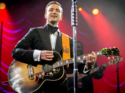 Brings Sexyback by Justin Timberlake Returns To Stage Brings Quot Sexyback Quot At