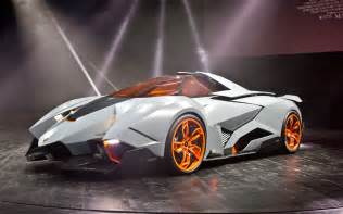 What Is The Lamborghini 2013 Lamborghini Egoista Exterior Interior