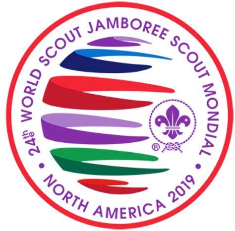 theme wsj 2019 world scout jamboree dates theme official logo