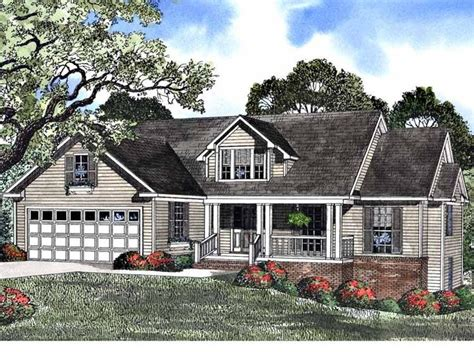 Country Homes Plans Country House Plan With 2447 Square Feet And 3 Bedrooms