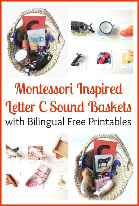 printable montessori sound book 17 best images about montessori in spanish on pinterest