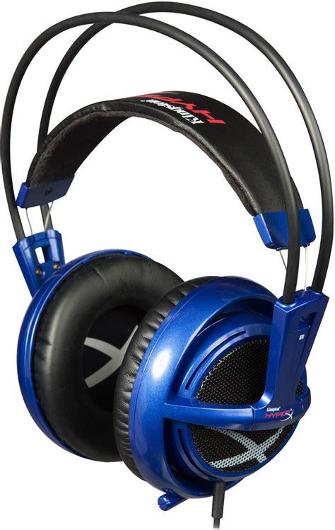 Jual Headset Steelseries Siberia V2 Blue kingston and steelseries announce hyperx siberia v2 headset techpowerup forums