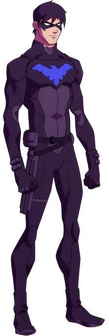 imagenes de nightwing de justicia joven nightwing justicia joven batpedia fandom powered by