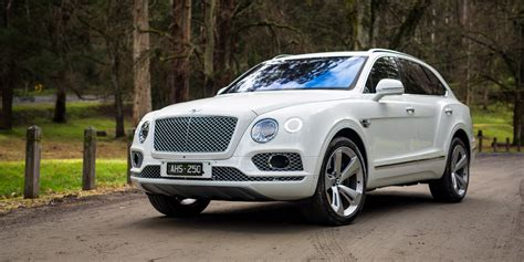 bentley suv 2016 price 2016 bentley bentayga review caradvice