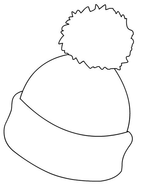 Hat Coloring Pages - Best Coloring Pages For Kids Insect Drawings Clip Art